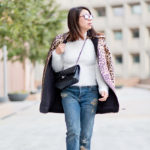 Sunday Funday | Leopard Coat + Fuzzy Sweater