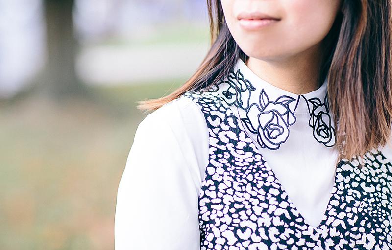 labellemel_housearming_sunday_leopard_drop_waist_dress_rose_collar_blouse_6