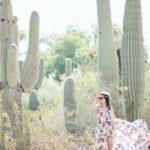 Desert Love | Halter Maxi Skort Romper