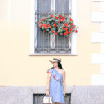 Buongiorno Milano | One Shoulder Denim Dress